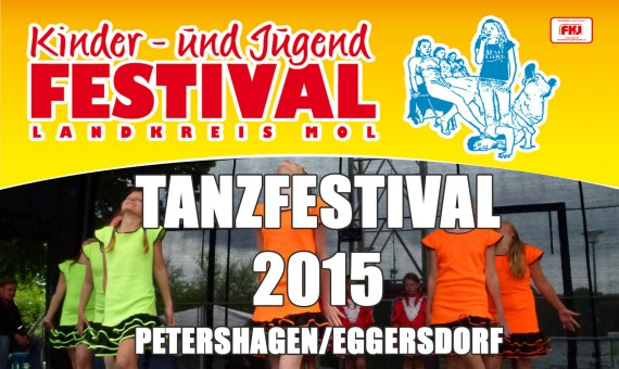 Tanzfestival Petershagen/Eggersdorf am 14.11.2015