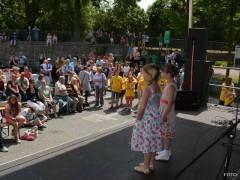 Finale Strausberg – 450 Mädchen und Jungen auf der Bühne