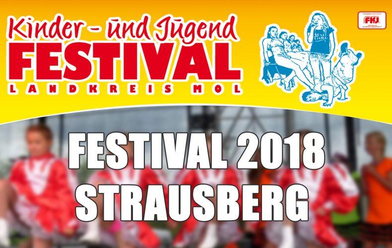 großes Festival in Strausberg am 02. & 03. Juni 2018