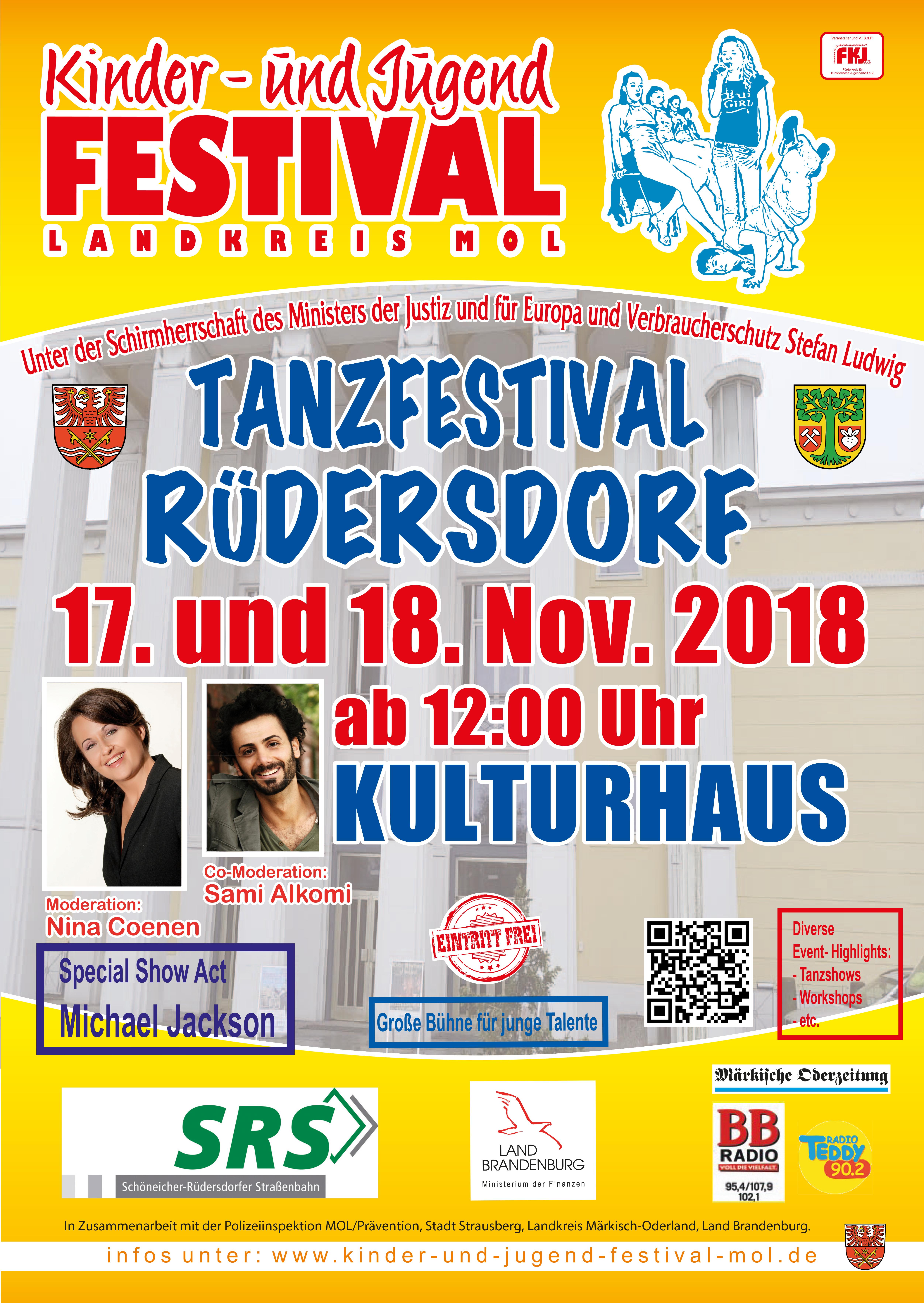 Kinder- und Jugendfestival in Rüdersdorf 2018