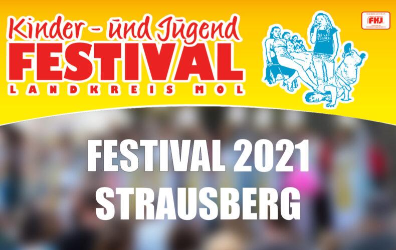 Festival in Strausberg vom 03. bis 05.09.2021