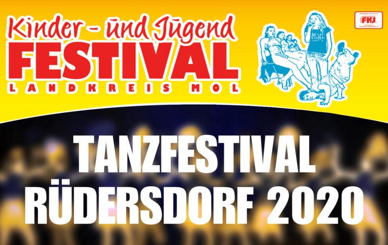 Tanzfestival in Rüdersdorf am 31.10. und 01.11.2020